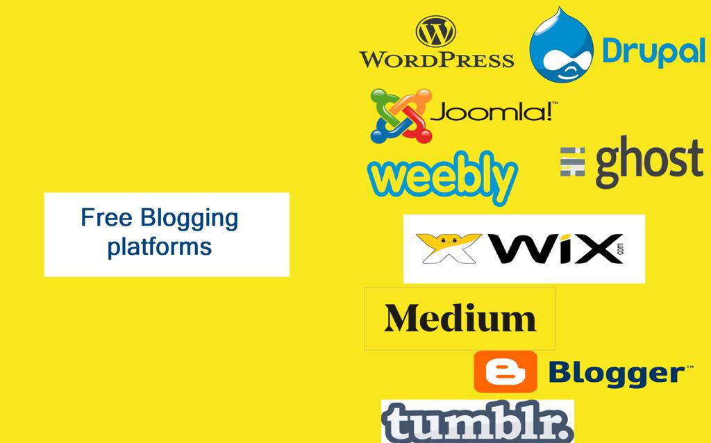 Free blogging platforms u