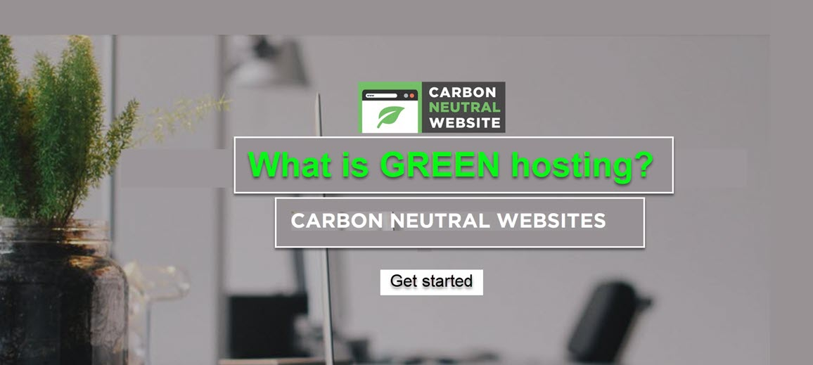 What is green hosting
